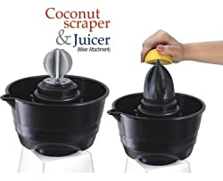 Maggi Rio Coconut Scrapper /Citrus Juicer Attachment For Mixers