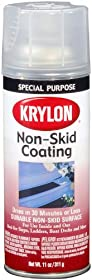 Krylon 3400 Clear Non-Skid Coating - 11 oz. Aerosol