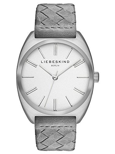Liebeskind Berlin Damen-Armbanduhr Analog Quarz Leder LT-0048-LQ