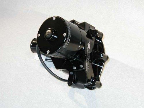 Meziere Enterprises Wp311S Ford 289/302/351W Electric Water Pump - Black - 55Gpm