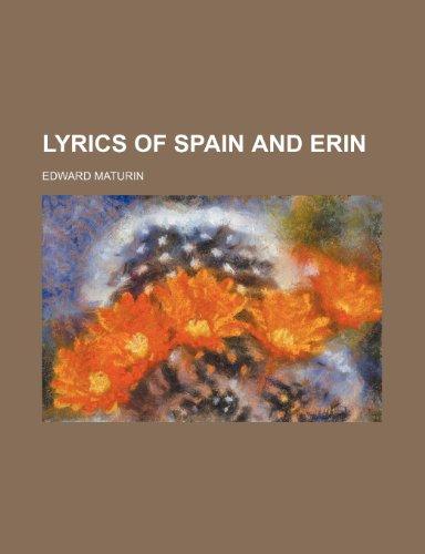 Lyrics of Spain and Erin