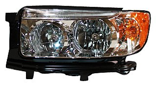 TYC 20-6784-00 Subaru Forester Driver Side Headlight Assembly
