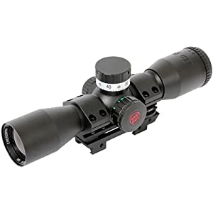 Parker Bows Red Hot 3X Pin-Point Scope by Parker
