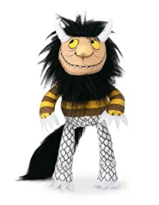 """Where the Wild Things Are Moishe Plush, 7"""""""