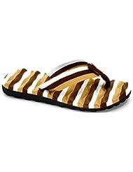 Men S Tri-Color Flip Flop Sandal Summer Shoes - B00Z7MVADW
