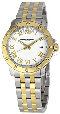 Raymond Weil Men's 5599-STP-00308 Classy Elegant Analog Watch by Ray Jannelli