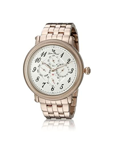 Lucien Piccard Men's LP-10113-RG-22S Rose Gold-Tone Stainless Steel Watch
