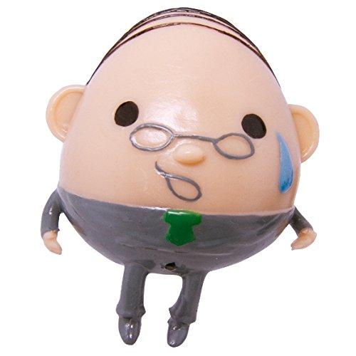 【ストレス解消グッズ】 ピタミン商事 部ちょー  TPS-002 部長の顔がぺっちゃんこ 景品 おもちゃ 屋台 イベント 祭り