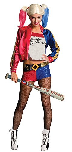 Suicide Squad DC Universe Harley Quinn's Goodnight Inflatable Baseball Bat