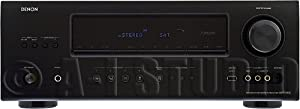 Denon AVR-1912 7.1 Channel Network Streaming A/V Home Theater Receiver (Discontinued by Manufacturer)