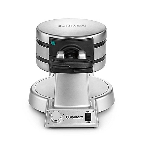 Cuisinart Double Belgian Waffle Maker, 1400 watts, WAF-F20B (Waffle Maker Hello Kitty compare prices)