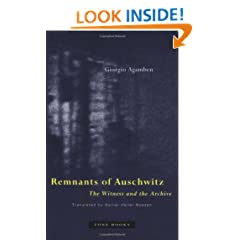 Remnants of Auschwitz: The Witness and the Archive