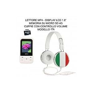 Audiola SDA 4262CF Lettore Digitale Portatile