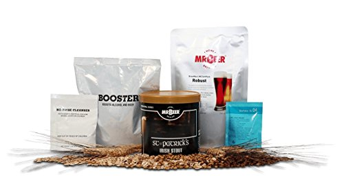 Mr. Beer Shameless Stout Homebrewing Beer Refill Kit (Mr Beer Refill Lme compare prices)