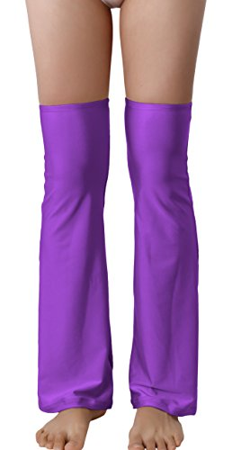 Boot Covers, Purple