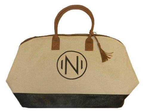Mud Pie Chelsea Weekender Bag, N (Mud Pie Weekender Bag compare prices)