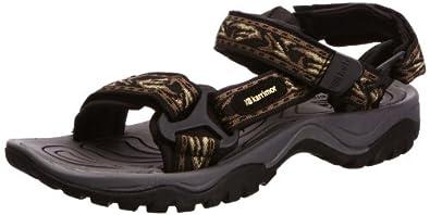 Karrimor Unisex-Adult Aruba Military/Black Sandal K077-MBL-153 8 UK, 42 EU, 9 US