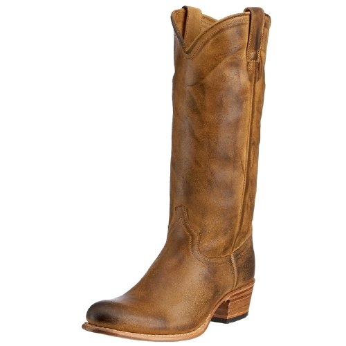 Frye Women's Deborah Pull on Boot Tan 77736TAN10 8 UK D