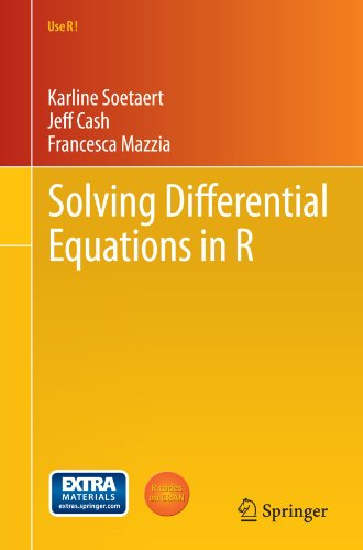 Solving Differential Equations in R (Use R!)