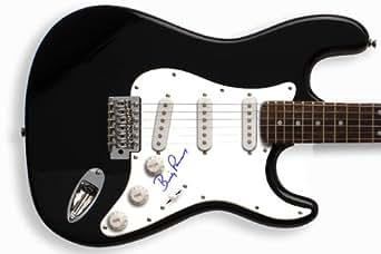 Lynyrd Skynyrd Billy Powell Autographed Guitar & Proof PSA DNA A AFTAL