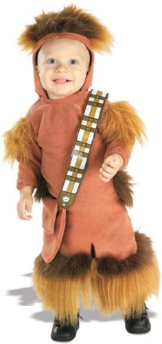 Star Wars Chewbacca Fleece Infant/Toddler Costume - Infant - Kid'S Costumes front-481796