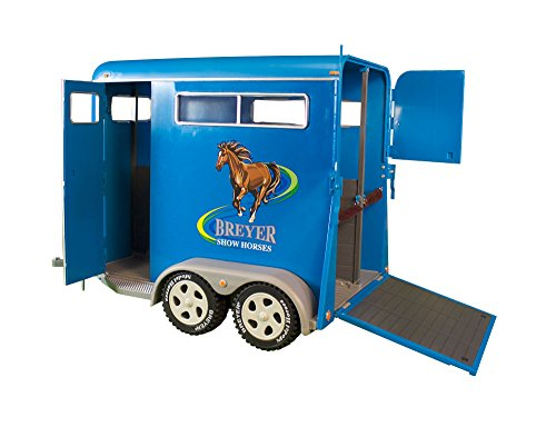 Breyer Two-Horse Trailer Traditional Accessory Doll (Trailer Horse Accessory compare prices)