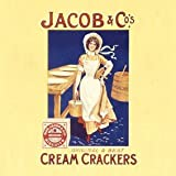 Jacob & Co's Cream Crackers Single Coaster