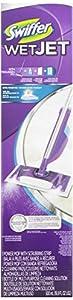 Swiffer WetJet Spray, Mop Floor Cleaner Starter Kit (Packaging May Vary)