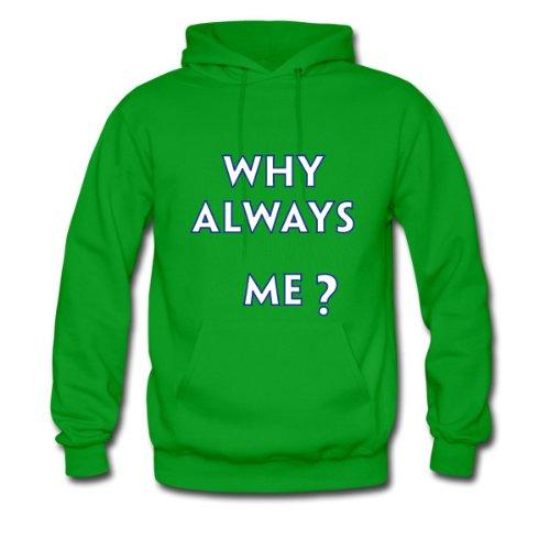 Spreadshirt, balotmecnv, Men's Hoodie, kelly green , XL