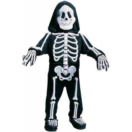 WMU - Skelebones Toddler 4 To 6