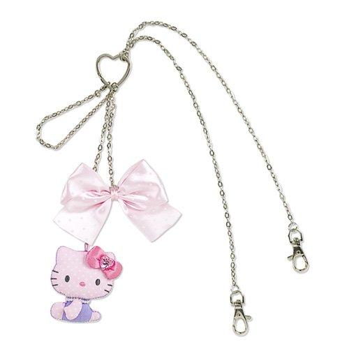 [Hello Kitty] mascot bag charm BAG charm TM Sanrio enjoy mobile decoration