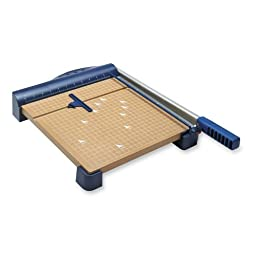 Wholesale CASE of 5 - Acme Guillotine Trimmers-Paper Trimmer, 12\