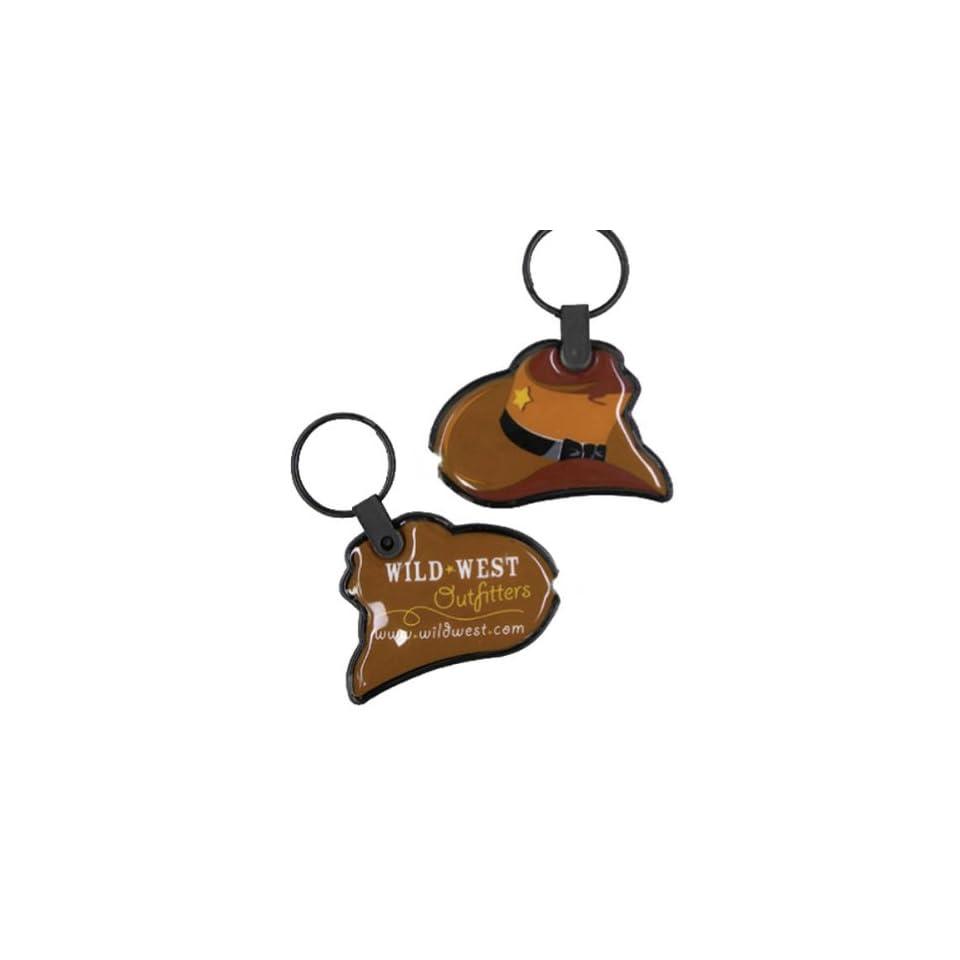 fac0a02c9e7 Flexi Soft Gator Mag (TM) Cowboy Hat Key ring light on PopScreen