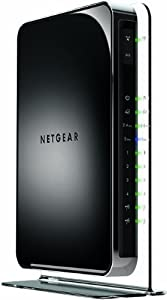 NETGEAR Wireless Router - N900 Dual Band Gigabit (WNDR4500v1)