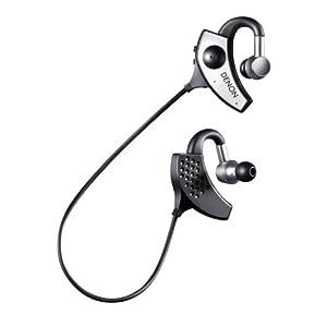 DENON GLOBE CRUISER インナーイヤーヘッドホン Bluetooth対応ワイヤレス シルバー AH-W200EM