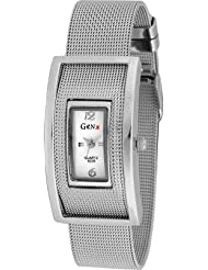 GenX Stainless Steel Analog Watch - For Women