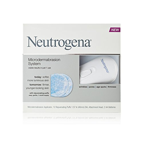 Neutrogena Microdermabrasion System, 1 Count (At Home Microdermabrasion Machine compare prices)