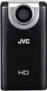 JVC Picsio GC-FM-2 Pocket Video Camera (Black) NEWEST VERSION