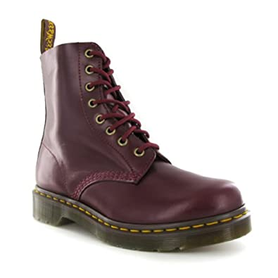 Dr martens pascal shiraz buttero cherry womens boots size for Amazon dr martens