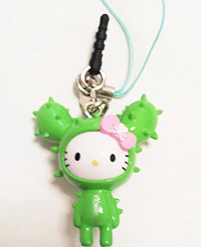Tokidoki-x-Hello-Kitty-Frenzies-Phone-Charm-Phonezie-Cactus-Friends-Sandy