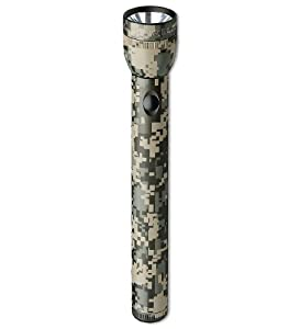 MAGLITE ST3DMR6 3-D Cell LED Flashlight, Universal Camo