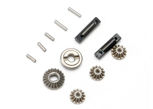 Traxxas 7082 1/16 Revo Differential Gear Set and Output Shafts