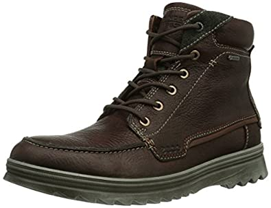 ECCO Men's Darren GTX Snow Boot, Rust, 46 EU/12-12.5 M US