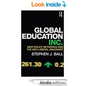Global Policy Networks, Social Enterprise and Edu-business: New Policy Networks and the Neoliberal Imaginary