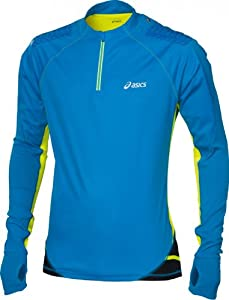 ASICS FUJI Half-Zip Long Sleeve Running Top - XX Large