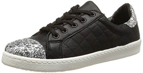 North Star 5411184 Sneaker, Donna, Nero, 38