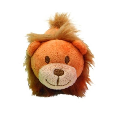 "Coastal Pet - LIl Pals Plush Lion, Product # 84207, 5.25""L x 3""W x 2.75""H"