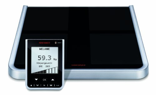 Soehnle 63760 Body Balance Comfort Select Digital Body Analysis Bathroom Scale