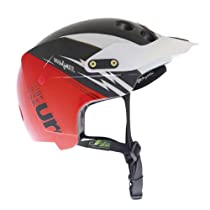 Urge Endur-O-Matic Flash Racing red (Size: L/XL) Mountain Bike Helmet