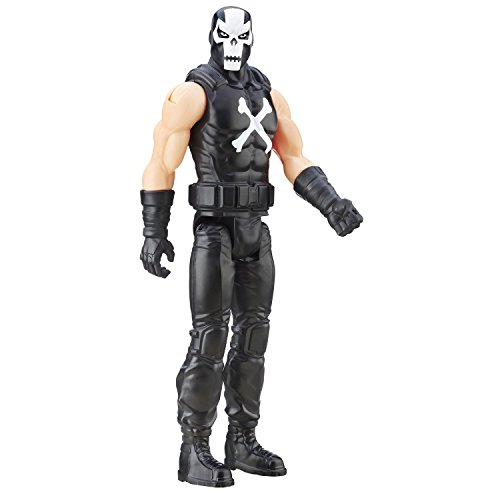 Super Hero Titan Hero Series Crossbones 12-inch Action Figures Toys